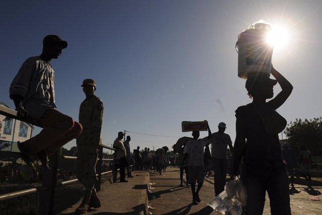 Frontera Entre Haití Y República Dominicana