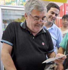 Mario Das Neves, candidato a Gobernador de Cubut
