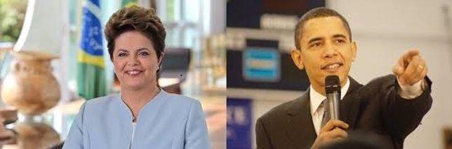 Obama y Dilma