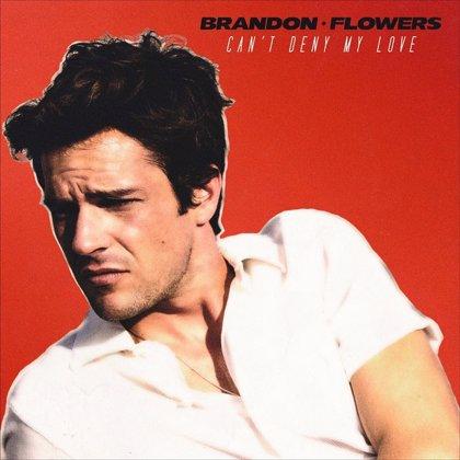 Tráiler y portada del nuevo single en solitario de Brandon Flowers: Can't deny my love