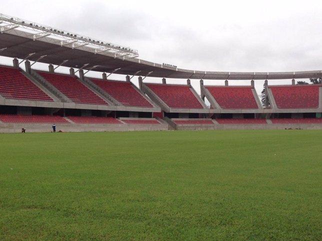 Estadio La Portada, Copa América en Chile