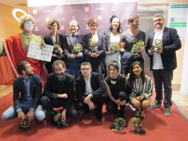 Gala de los Premios San Pancracio de Cáceres