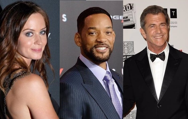 10 actores que dejaron escapar el papel de su vida