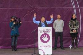 Monedero debuta en campaña con un mitin en Linares (Jaén)