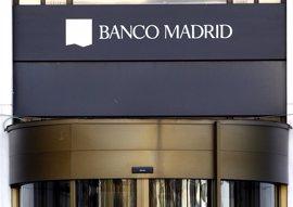 La CNMV interviene filiales del Banco Madrid