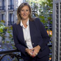 Sonia Gumpert, decana del Colegio de Abogados de Madrid