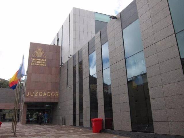 Palacio de Justicia de La Laguna