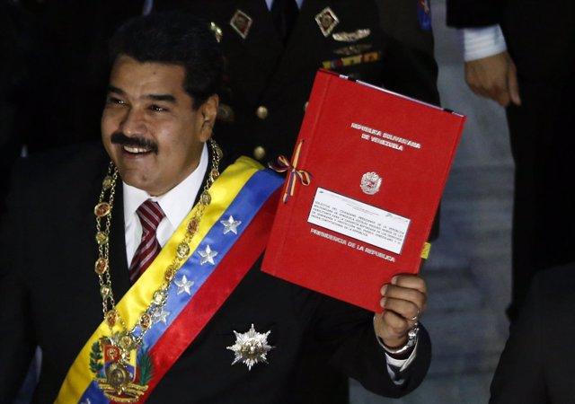 La Asamblea Nacional Venezolana Aprueba La Ley Habilitante Antiimperialista