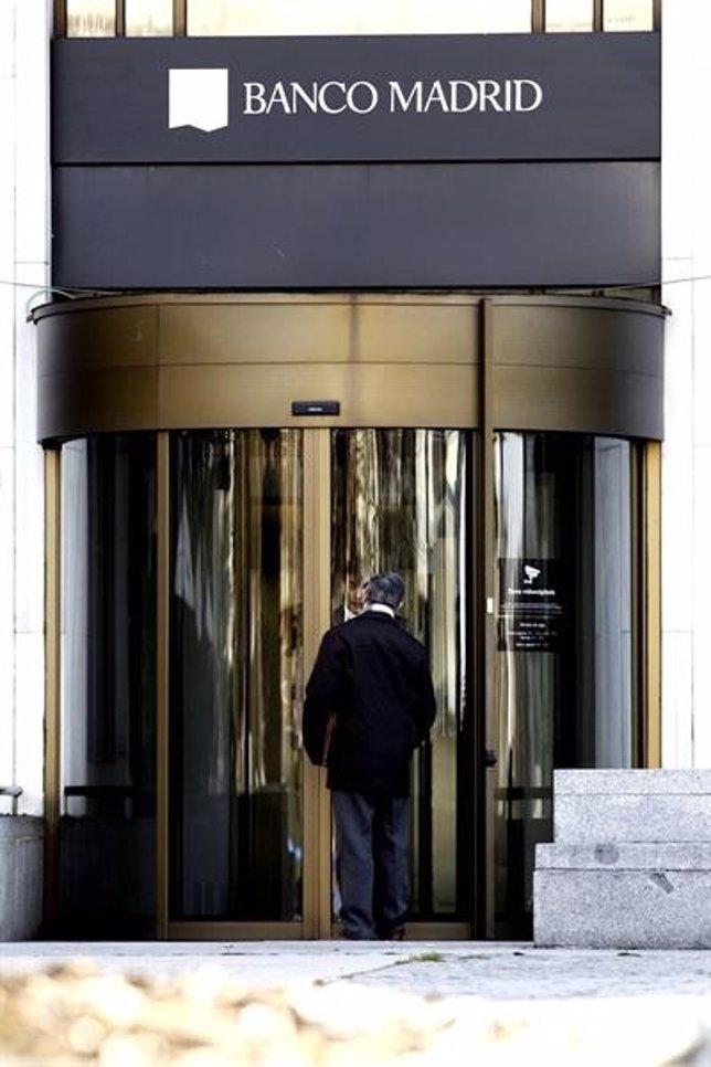 CNMV designa cuatro interventores en la sociedad gestora de Banco Madrid