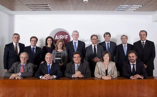 Consejo asesor de la Airef