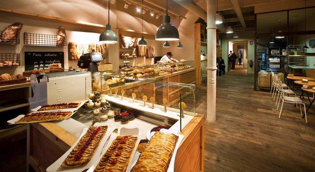 Panadería SantaGloria de Europastry