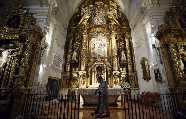 Convento de las Trinitarias de Madrid