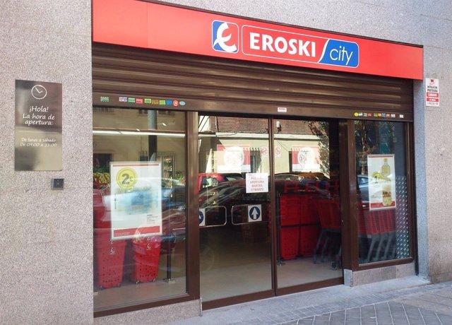 Eroski City Madrid