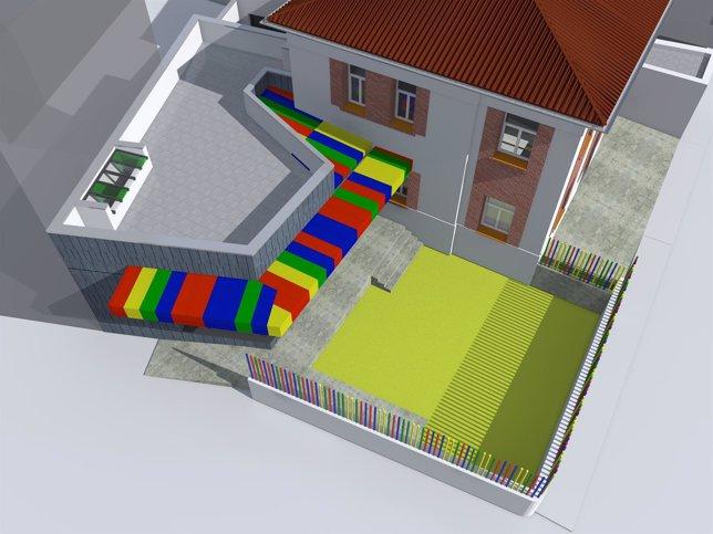 Nueva escuela infantil de Murillo