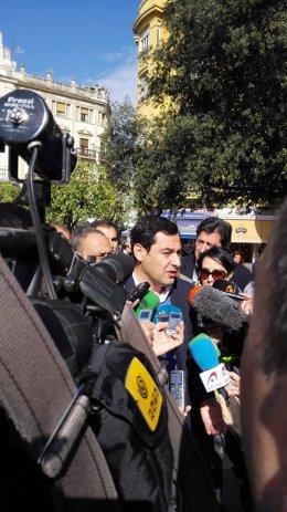 Moreno este sábado en Córdoba