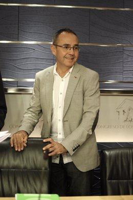 Joan Coscubiela en el Congreso