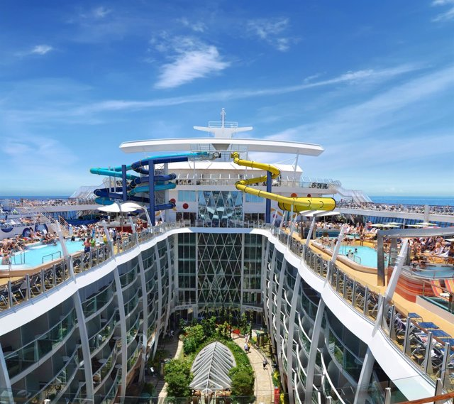 Royal Caribbean/Harmony of The Seas