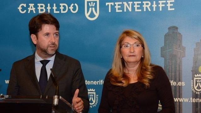 Carlos Alonso y Ana Lupe Mora
