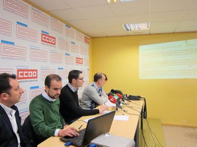 Presentación de la iniciativa 'ViveCNP'