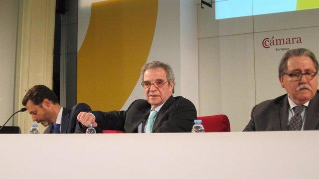 César Alierta, en la presentación del Informe