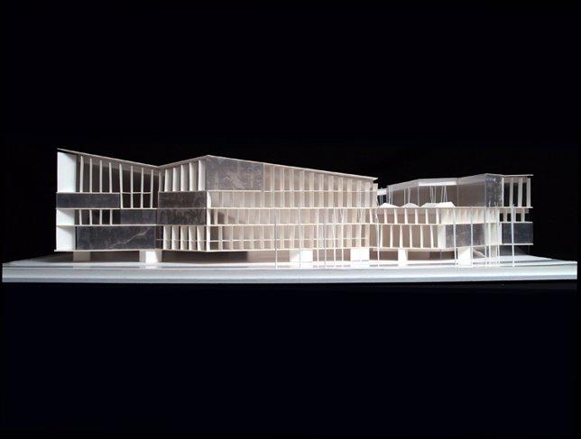 Futuro Palacio de Congresos de Palma