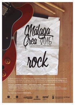 Rock malagacrea música andaluz