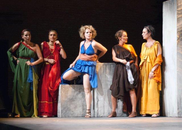 Cultura convoca proyectos para el ciclo 'Teatro Romanos de Andalucía'