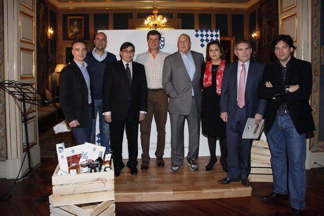Cayetano Martínez de Irujo y productos Casa de Alba