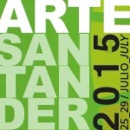 Logo de ArteSantander 2015
