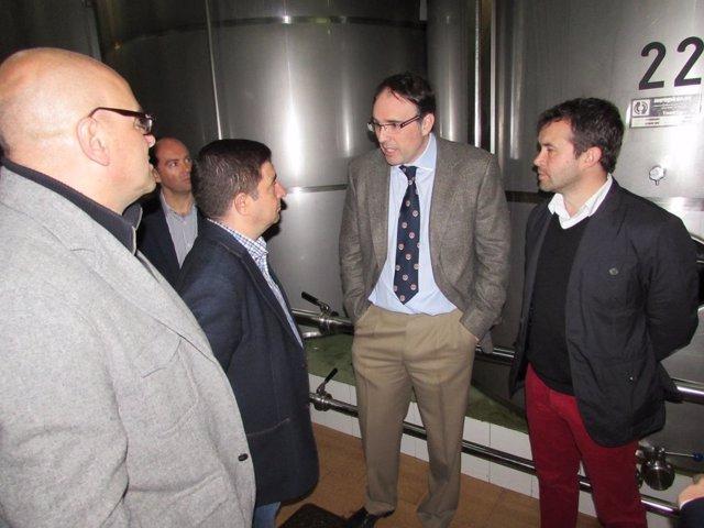 Visita a la cooperativa Virgen de la Capilla de Jaén