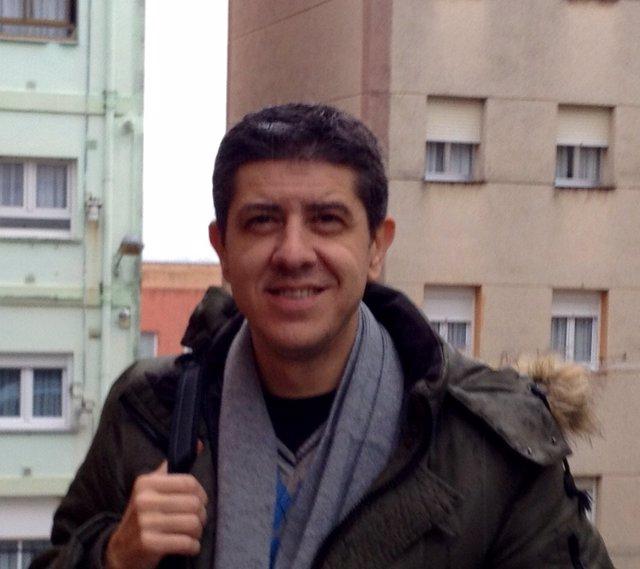Paco Sierra, candidato de CxC al Ayuntamiento de Santander