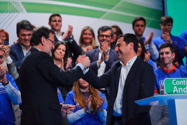Rajoy y Moreno