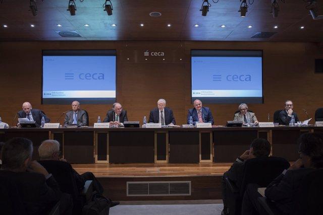 Asamblea general de CECA