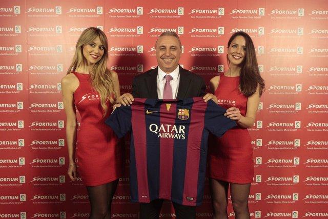 Hristo Stoichkov, exjugador del FC Barcelona
