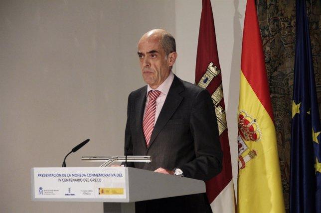 Jesús Carrobles Fundación Greco