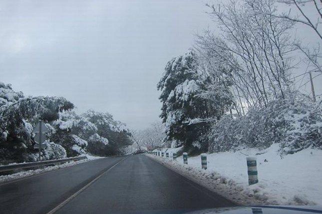 Alerta por nieve, viento y lluvia en 11 provincias