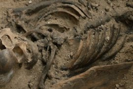Las monjas trinitarias no pondrán problemas en mostrar en la capilla los restos de Cervantes