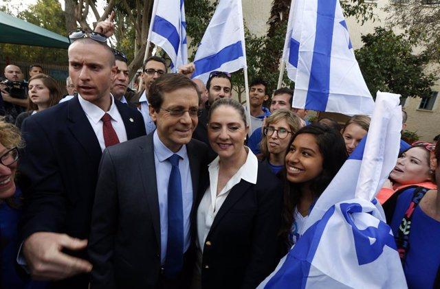 Herzoz, líder de la Unión Sionista de Israel
