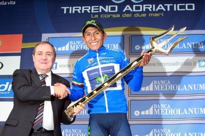 Nairo Quintana, primer colombiano en ganar la Tirreno-Adriático