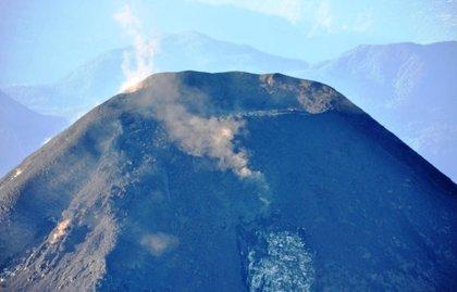 El volcán chileno Villarrica registra nuevas explosiones