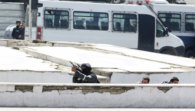 Ataque terrorista en Túnez
