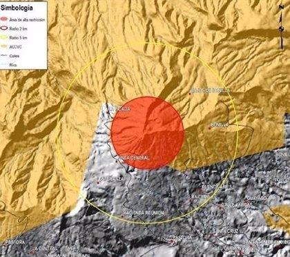 Sigue activado el Plan de contingencia del volcán Turrialba