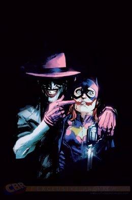 Portada especial de Joker y Batgirl