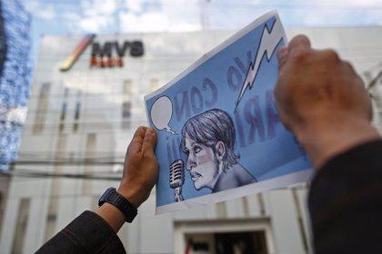 "HRW califica de ""preocupante"" el despido de la periodista mexicana Carmen Aristegui"