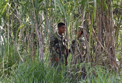 """Las FARC rechazan la Comisión de Paz por """"excluyente"""""""