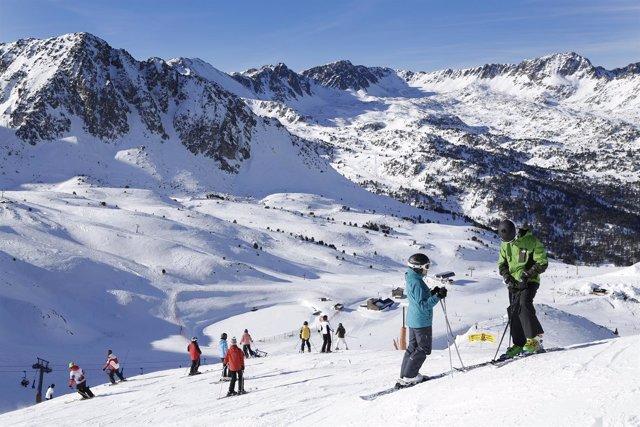 Estación de Esquí Grandvalira