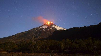 Chile eleva de nuevo el nivel de alerta por el volcán Villarica