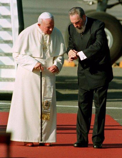 La Habana tendrá una iglesia con el nombre de San Juan Pablo II