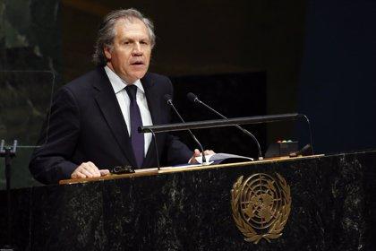 Luis Almagro, elegido nuevo secretario general de la OEA
