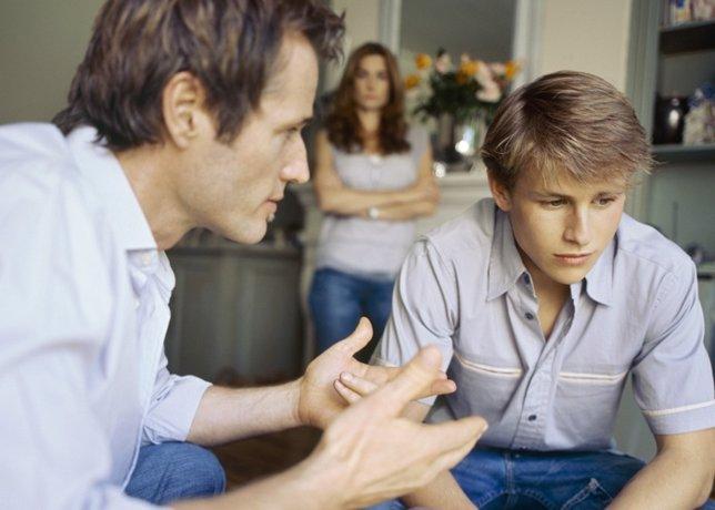 La importancia de decir no a los hijos y como explicarselo